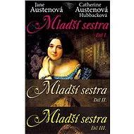 Romantická série Mladší sestra za výhodnou cenu - Jane Austen