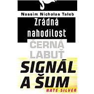 3 e-knihy o zákonitostech trhu za výhodnou cenu - Nassim Nicholas Taleb