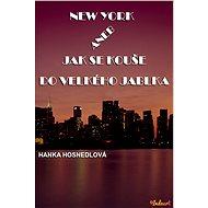 New York aneb Jak se kouše do Velkého jablka - Hanka Hosnedlová