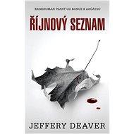 Říjnový seznam - Jeffery Deaver