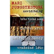 5x Mari Jungstedtová za výhodnou cenu - Elektronická kniha ze série Anders Knutas, Mari Jungstedtová