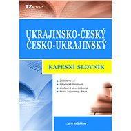 Ukrajinsko-český / česko-ukrajinský kapesní slovník - Vladimír Uchytil