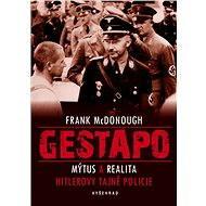 Gestapo - Elektronická kniha - Frank McDonough