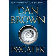 Origin - Počátek - Elektronická kniha - Dan Brown - Důmyslný thriller se symbologem Robertem Langdonem