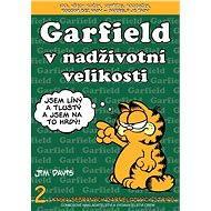 Garfield v nadživotní velikosti - Jim Davis