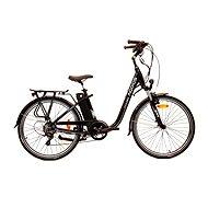 Agogs CityLiner Class čierne - Elektrobicykel