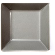 ELITE Tanier hlboký štvorcový 17,5x17,5cm šedý, sada 6ks - Tanier