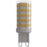 EMOS LED žárovka Classic JC A++ 4,5W G9 teplá bílá - LED žiarovka