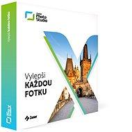 Zoner Photo Studio X CZ na 1 rok pre 1 užívateľa (elektronická licencia) - Grafický softvér