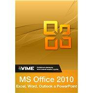 Balíček výukových kurzov MS Excel, Word, PowerPoint a Outlook, online licencie na 1 rok - Elektronická licencia
