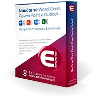 Edu-learning pre výučbu Wordu, Excelu, PowerPointu a Outlooku - Elektronická licencia