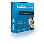 Tea-learning - angličtina online - Elektronická licencia