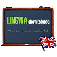 Lingwi slovná zásoba - Angličtina - Elektronická licencia