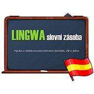Lingwi slovná zásoba - Španielčina - Elektronická licencia
