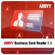 ABBYY Business Card Reader 2.0 for Windows (elektronická licencia) - Softvér
