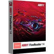 ABBYY FineReader 14 Standard (elektronická licencia) - Softvér OCR