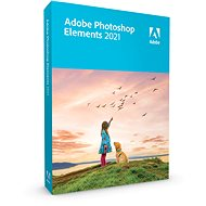 Adobe Photoshop Elements 2018 MP ENG (elektronická licence) - Elektronická licence