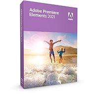 Adobe Premiere Elements 15 MP ENG (elektronická licence) - Elektronická licence