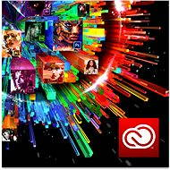 Adobe Creative Cloud for Teams All Apps MP ENG Commercial (12 mesiacov) RENEWAL (elektronická licencia) - Elektronická licencia