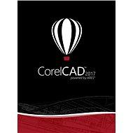 CorelCAD 2017 MP pro jednoho uživatele (elektronická licence) - Elektronická licence
