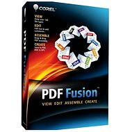 Corel PDF Fusion 1 License ML WIN - Elektronická licencia