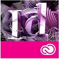 Adobe InDesign Creative Cloud MP ML (vr. CZ) Commercial (12 mesiacov) (elektronická licencia) - Elektronická licencia