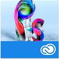 Adobe Photoshop Creative Cloud MP ML (vč. CZ) Commercial (12 měsíců) RENEWAL PROMO (elektronická lic - Elektronická licence