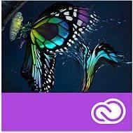 Adobe Premiere Pro Creative Cloud MP ML Commercial (12 mesiacov) (elektronická licencia) - Elektronická licencia