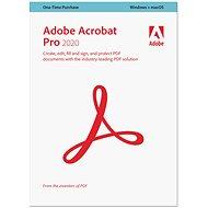 Acrobat Pro DC (12) MP ENG Upgrade z 10 a 11 COM Lic 1+ (200) - Elektronická licencia