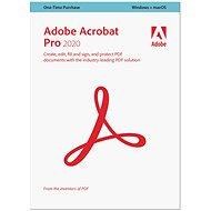 Acrobat Pro DC (12) WIN CZ NEW COM Lic 1+ (450) - Elektronická licencia