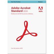 Acrobat Standard 2017 CZ (elektronická licencia) - Elektronická licencia