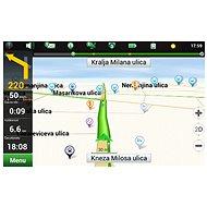 NAVITEL Navigator + Balkánske krajiny (elektronická licencia) - Elektronická licencia