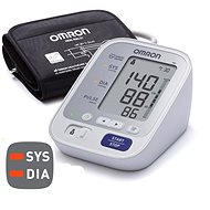 OMRON M3 s farebným indikátorom hypertenzie - Tlakomer
