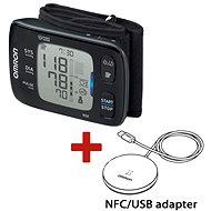 OMRON RS8 s pripojením na internet + NFC / USB adapter - Tlakomer