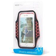 EPICO Sport Armband oranžová - Puzdro na mobilný telefón