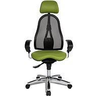Kancelárska stolička TOPSTAR Sitness 45 zelená