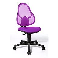 TOPSTAR OPEN ART JUNIOR fialová - Detská stolička