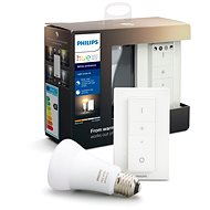 Philips Hue White Ambiance Dimming kit + Philips Hue White Ambiance 9,5 W - Ovládač