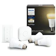 Philips Hue White Ambiance 9.5 W A60 Starter kit - LED žiarovka