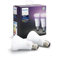 Philips Hue White and Color ambiance 10W E27 set 2ks - LED žiarovka