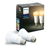 Philips Hue White Ambiance 9.5W A60 set 2ks - LED žiarovka