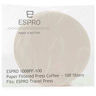ESPRO Papierové kávové filtre pre Travel Press - Kávové filtre