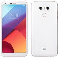 LG G6 White - Mobilný telefón