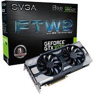 EVGA GeForce GTX 1070 FTW2 GAMING iCX - Grafická karta