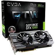EVGA GeForce GTX 1080 FTW GAMING ACX 3.0 - Grafická karta