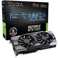 EVGA GeForce GTX 1080 FTW2 GAMING iCX - Grafická karta