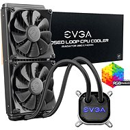 EVGA CLC 280 Liquid/Water CPU Cooler, RGB LED Cooling - Vodné chladenie