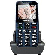EVOLVEO EasyPhone XD modro-strieborný - Mobilný telefón