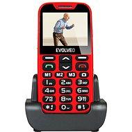 EVOLVEO EasyPhone XD červeno-strieborný - Mobilný telefón