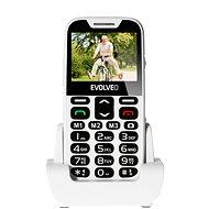 EVOLVEO EasyPhone XD biely - Mobilný telefón